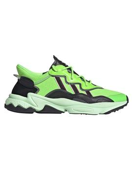 Zapatillas Adidas Ozweego Green/Black Hom