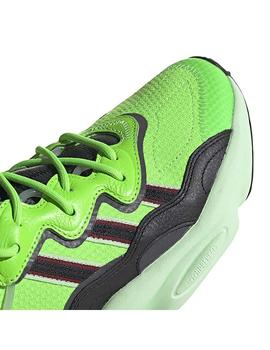 Zapatillas Adidas Oweego Green/Black Hom