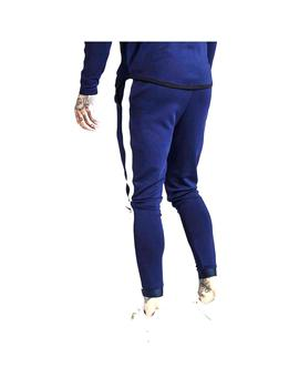 Pantalon SikSilk Athlete Track Navy
