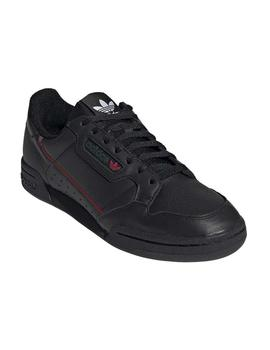 Zapatillas Adidas Continental 80 Black/S