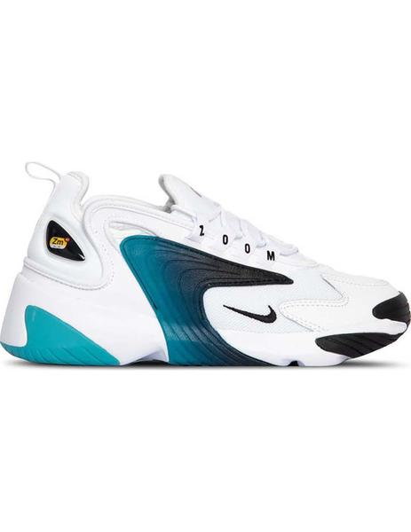 Zapatillas Nike Nike Zoom 2K White/Black-Teal Nebu