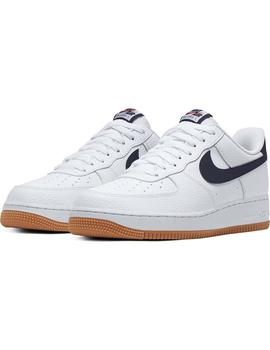 Zapatillas Nike Nike Air Force 1 White/Obsidian-Un