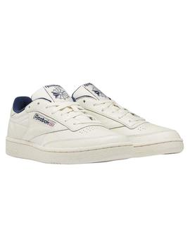 Zapatillas Club C 85 MU Chalk/Paperwhite/Nav Hombr