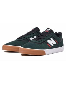 Zapatillas New Balance Numeric NM306GCI Verde Roja