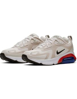 Zapatillas Nike Air Max 200 Beige Mujer