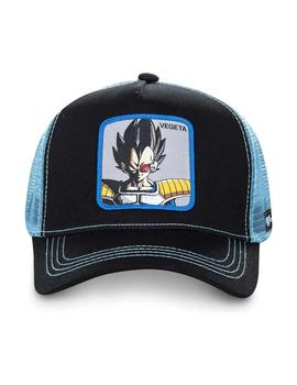Gorra Capslab Vegeta Dragon Ball Z