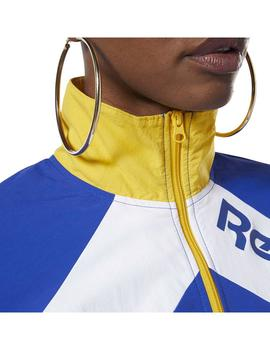 Chaqueta Cl Tracktop Cobalt Mujer