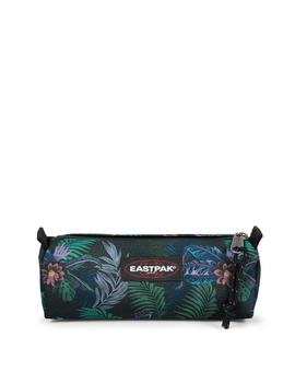 Estuche Eastpak Benchmark Single Trippy Green