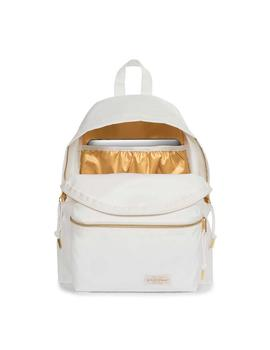 Mochila Eastpak Padded Pak'R Goldout White (Blanco)
