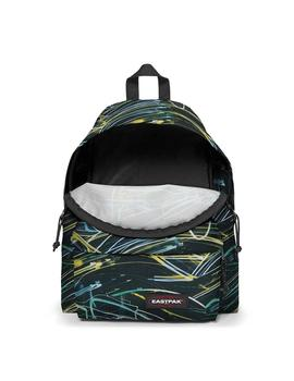 Mochila Eastpak Padded Pak'R Blurred Lines Multicolor
