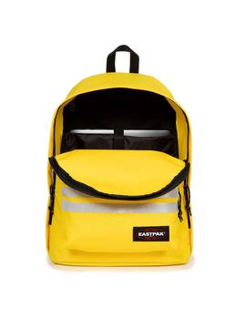 Mochila Eastpak Out Of Office Reflective Amarillo