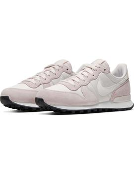 Zapatillas Nike Internationalist Light Soft Rosa Mujer