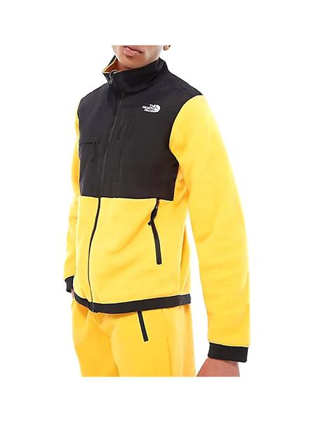 Chaqueta The North Face Denali Jacket 2 Amarillo Hombre