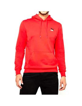 Sudadera Classics Emb Hoodie High Risk Red