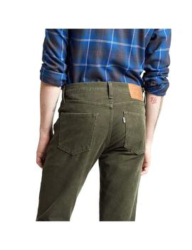 Pantalón Levis 511 Slim Fit Olive Night Warp