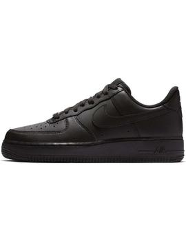 Zapatillas  Nike Air Force 1 '07 Shoe Black/Black
