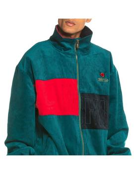 Chaqueta Grimey Engineering Corduroy Track Green