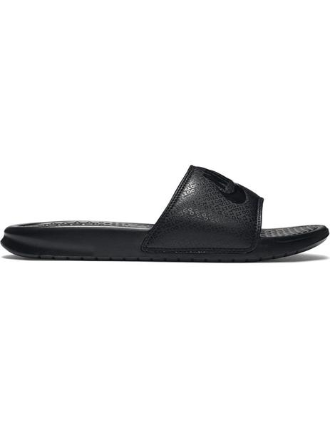 CHANCLAS NIKE BENASSI JUST DO IT NEGRO HOMBRE