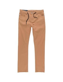 PANTALON ELEMENT E02 COLOR MARRÓN HOMBRE