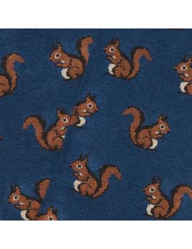Calcetines Jimmy Lion Squirrels Navy