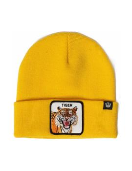 Gorro Goorin Beanie Carroyer Tiger Yellow