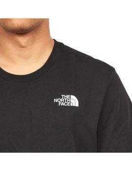 Camiseta The North Face Red Box Black Hombre