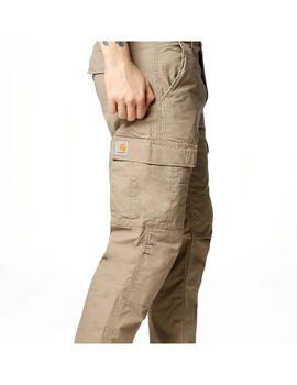 Pantalon Carhartt WIP Aviation Pant Leather Hombre