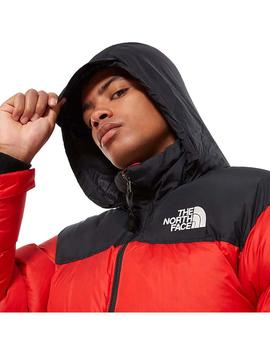 Cazadora The North Face 1996 Rtro Npse Fiery Rojo Hombre