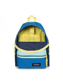 Mochila Eastpak Padded Zippl'R Blocked Azul Unisex