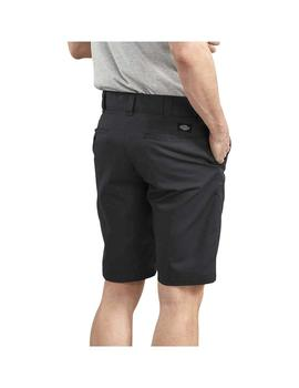 Bermuda Dickies Slim Fit Work Negro Hombre