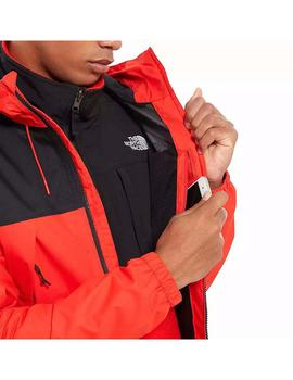 Chaqueta The North Face 1990 Mnt  Fiery Red Hombre