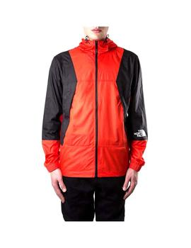 Chaqueta The North Face Mnt Lht Windsh Rojo Hombre