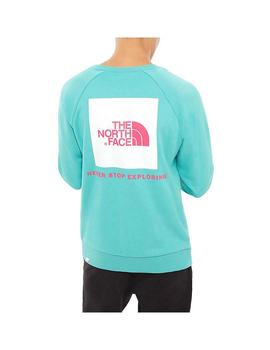 Sudadera The North Face Raglan Redbox Crew Jaiden