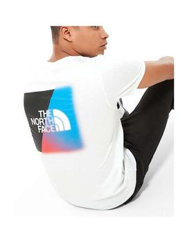 Camiseta The North Face Bd Gls-Eu Blanco Hombre
