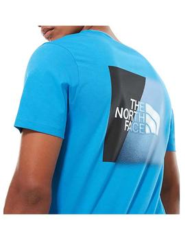 Camiseta The North Face Bd Gls-Eu Azul Hombre