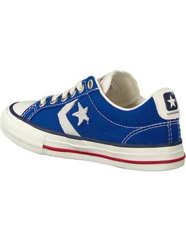 Zapatillas Converse Star Player Ev Ox Blue Mujer