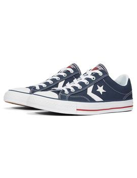 Zapatillas Converse Star Player Ox Navy/White Hombre