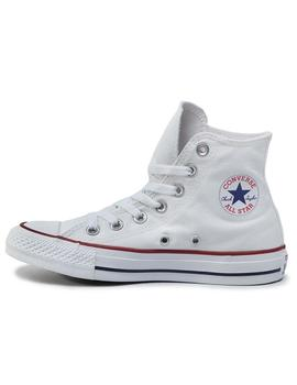 Zapatillas Converse Yths Ct Core Hi Op White Niño