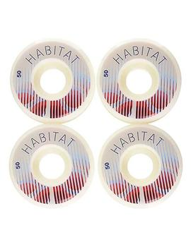 Ruedas Habitat Wreath Logo 50mm 101a Wheels Pack