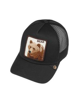 Gorra Goorin Big Bear Black Unisex