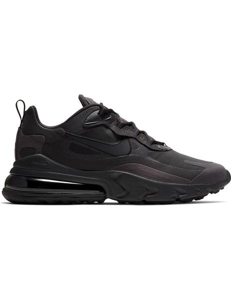 Zapatillas Nike Air Max 270 React Black/Grey Hombre