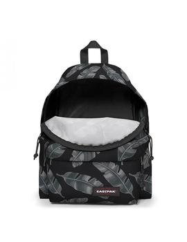 Mochila Eastpak Padded Pak'R Brize Leaves Black Unisex