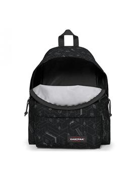 Mochila Eastpak Padded Pak'R Blocks Black Unisex