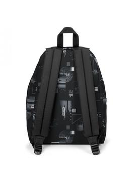 Mochila Eastpak Padded Pak'R Shapes Black Unisex