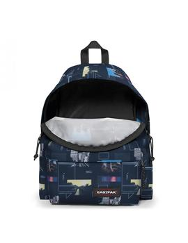 Mochila Eastpak Padded Pak'R Shapes Blue Unisex