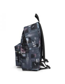 Mochila Eastpak Padded Pak'R Shapes Grey Unisex