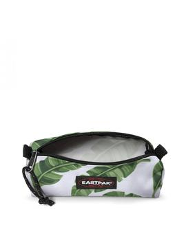 Estuche Eastpak Benchmark Single Brize Leaves Natural Unisex