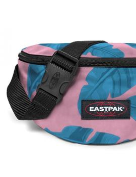 Riñonera Eastpak Springer Brize Leaves Pink Unisex