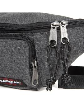Riñonera Eastpak Page Black Denim Unisex