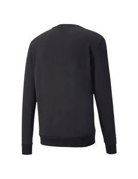Sudadera Puma Tfs Worldhood Black